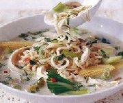 Soupe aux nouilles chinoises 2