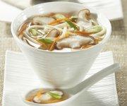 Soupe de miso aux shiitakes