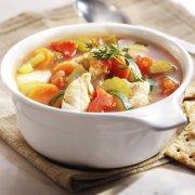 Soupe-repas aux  légumes-sous-la-main