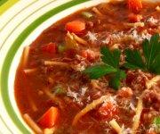Soupe spaghetti