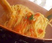Spaghettini All'Amatriciana