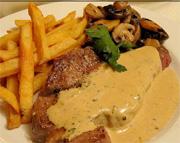 Steak bistro