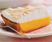 Tarte à la mangue et à la lime
