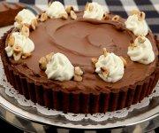 Tarte à la mousse au chocolat 3