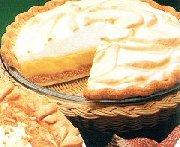 Tarte au beurre d'arachide
