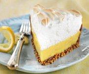 Tarte au citron et à la meringue magique