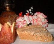 Tarte au sucre et au gruau