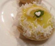 Tartelettes citron et noix de coco