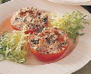 Tomates gratinées