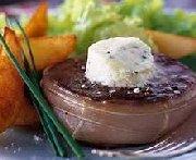 Tournedos sauce Roquefort
