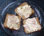 Trempette chaude au jambon et fromage suisse à la mijoteuse