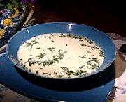 Vichyssoise au fromage bleu Ermite